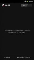 Sony Ericsson Xperia Arc met OS 4 ICS - WiFi - Handmatig instellen - Stap 6