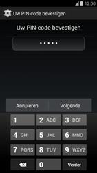 Blackphone Blackphone 4G (BP1) - Instellingen aanpassen - Fabrieksinstellingen terugzetten - Stap 8