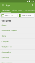 Motorola Moto Turbo - Aplicativos - Como baixar aplicativos - Etapa 6