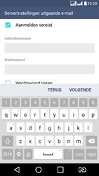 LG K8 - E-mail - Handmatig instellen - Stap 15