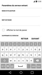 LG LG G5 - E-mail - Configuration manuelle - Étape 13