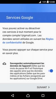 Sony Xperia Z5 Premium (E6853) - Android Nougat - E-mail - Configuration manuelle (gmail) - Étape 14