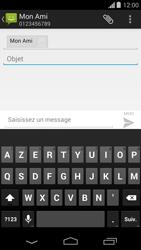 Motorola Moto G - MMS - envoi d'images - Étape 8