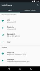 LG Nexus 5x - Android Nougat - WiFi - Mobiele hotspot instellen - Stap 4