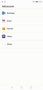 Huawei P20 - E-mail - Manual configuration (yahoo) - Step 4