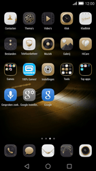 Huawei Ascend Mate 7 4G (Model MT7-L09) - Bluetooth - Aanzetten - Stap 2