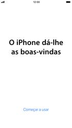 Apple iPhone 6s - iOS 12 - Primeiros passos - Como ligar o telemóvel pela primeira vez -  31