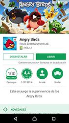 Sony Xperia XZ - Android Nougat - Aplicaciones - Descargar aplicaciones - Paso 18