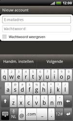 HTC S510b Rhyme - E-mail - Handmatig instellen - Stap 7