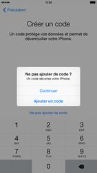 Apple iPhone 6 Plus iOS 8 - Premiers pas - Créer un compte - Étape 38