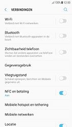 Samsung A320F Galaxy A3 (2017) - Android Nougat - Netwerk - Wijzig netwerkmodus - Stap 5