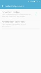 Samsung G930 Galaxy S7 - Netwerk - Handmatig een netwerk selecteren - Stap 7