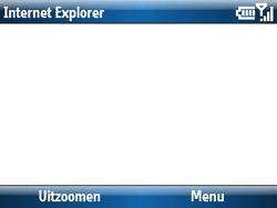Samsung C6620 - Internet - hoe te internetten - Stap 5