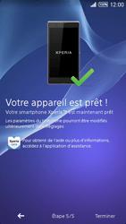 Sony Xpéria T3 - Premiers pas - Créer un compte - Étape 27