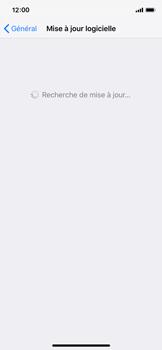 Apple iPhone XS - Appareil - Mises à jour - Étape 6