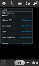 Samsung i8260 Galaxy Core - Funciones básicas - Uso de la camára - Paso 8