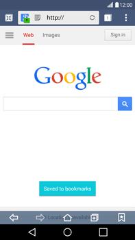 LG H815 G4 - Internet - Internet browsing - Step 8
