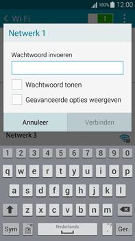 Samsung Galaxy Note 4 4G (SM-N910F) - WiFi - Handmatig instellen - Stap 7