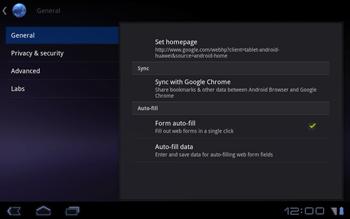Huawei Mediapad S7-301u - Internet - Manual configuration - Step 13