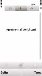 Nokia 5230 - E-mail - hoe te versturen - Stap 5