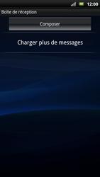 Sony Ericsson Xperia Neo - E-mail - envoyer un e-mail - Étape 10