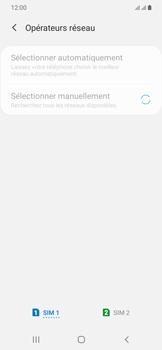 Samsung Galaxy A20e - Réseau - utilisation à l'étranger - Étape 13
