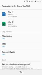 Samsung Galaxy J2 Prime - Primeiros passos - Como ativar seu aparelho - Etapa 20