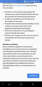 Samsung Galaxy A8 (2018) - Applications - Créer un compte - Étape 16