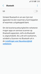 Samsung Galaxy S7 - Android Nougat - Bluetooth - koppelen met ander apparaat - Stap 8