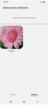 Samsung Galaxy A40 - MMS - envoi d'images - Étape 18