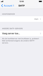 Apple iPhone 5s - iOS 11 - E-mail - Account instellen (POP3 zonder SMTP-verificatie) - Stap 20