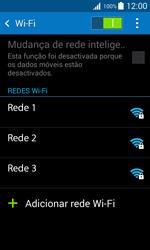 Samsung Galaxy Trend 2 Lite - Wi-Fi - Como ligar a uma rede Wi-Fi -  6