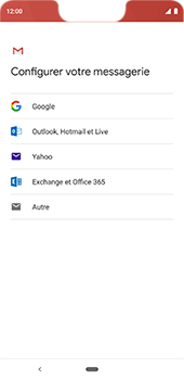 Google Pixel 3XL - E-mail - 032c. Email wizard - Outlook - Étape 7