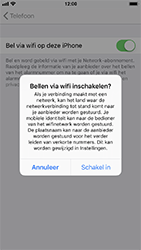 Apple iPhone 7 iOS 11 - Bellen - WiFi Bellen (VoWiFi) - Stap 6