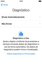 Apple iPhone iOS 8 - Primeiros passos - Como ativar seu aparelho - Etapa 23