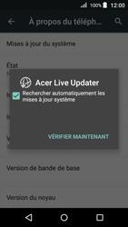 Acer Liquid Z330 - Réseau - Installation de mises à jour - Étape 7