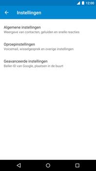 Motorola Nexus 6 - Voicemail - handmatig instellen - Stap 6