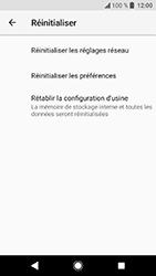Sony Xperia XA2 - Aller plus loin - Restaurer les paramètres d'usines - Étape 6