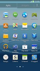 Samsung Galaxy S3 - SMS - Como configurar o centro de mensagens -  3