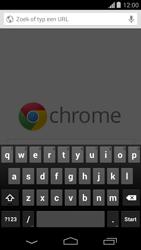 Motorola Moto G - Internet - Hoe te internetten - Stap 7