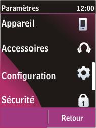 Nokia C2-03 - MMS - Configuration automatique - Étape 7
