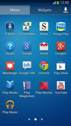 Samsung Galaxy S4 Mini - E-mail - Configurar Gmail - Paso 3