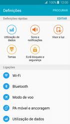 Samsung Galaxy J3 (2016) - Wi-Fi - Como ligar a uma rede Wi-Fi -  4