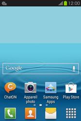 Samsung S6810P Galaxy Fame - MMS - Configuration automatique - Étape 3