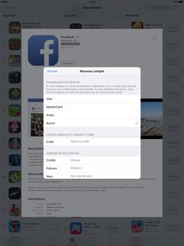Apple iPad Pro 12.9 (1st gen) - iOS 9 - Applications - Télécharger des applications - Étape 16