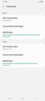 Samsung galaxy-a70-dual-sim-sm-a705fn - Voicemail - Handmatig instellen - Stap 7