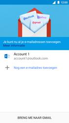 Nokia 5 - E-mail - handmatig instellen (outlook) - Stap 12