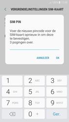 Samsung galaxy-j3-2017-sm-j330f-android-oreo - Beveiliging en ouderlijk toezicht - Hoe wijzig ik mijn SIM PIN-code - Stap 10