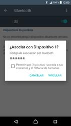 Sony Xperia E5 (F3313) - Bluetooth - Conectar dispositivos a través de Bluetooth - Paso 7