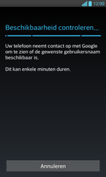 LG D505 Optimus F6 - Applicaties - Account aanmaken - Stap 9